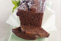 Cake au chocolat ww