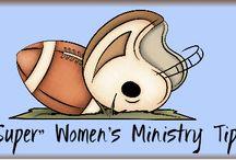 Ladies Ministry Ideas
