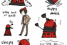 I'm a Doctor Who nerd...  / by Caitlin Ericson