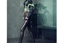 Nature Lab  / inspiration for college project - fashion drawing and desing collection ss 2014