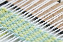 DIY :: Weaving