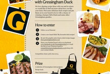 'My favourite duck recipes' / Mmmm so many great ideas for duck recipes.