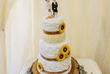 Wedding Cakes / Absolutely delicious baked wedding delights.