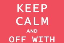 Pysy rauhallisena