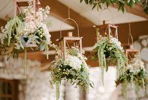 {wedding} hanging