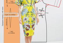 Modelagem - Vestidos