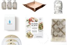 Gift Ideas / carefully curated holiday gift ideas for everyone in your life!