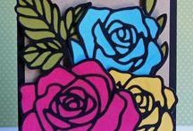 stampinup Rose Wonder