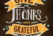 Give Thanks / Thanksgiving is swiftly approaching! Let's not forget to give thanks for all the blessings God gives us on the daily. Feel free to add pictures or links to what YOU are thankful for this year! / by Concordia University Wisconsin