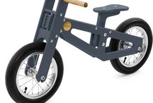 Balance bike ideas