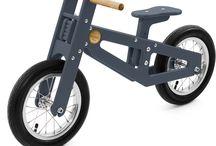 Balance bike ideas