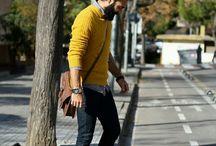 Men Autumn Style