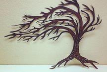 cnc trees