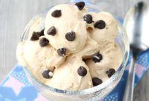 Recipes - Desserts - Ice Cream