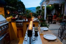Kitchens - Outdoors