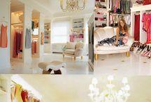 Dream Walk-in-Closets