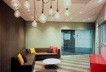 Office Lighting / by Louie Lighting Inc.