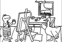 Thema kunst