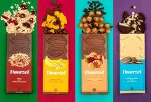 Diseño: Empaques: Chocolate