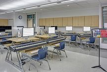 Wheaton High School / Silver Spring, PRODUCTS: HON, Virco, Global, Allsteel, ERG, Invincible, JSI, Douron Library International.