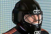 Goalkeeper Model - 2013