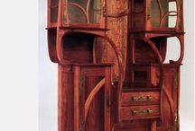 Loving Art noveau/Jugend/Arts & Crafts