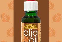 20 ml Eteriska Oljor / 100% ren eterisk olja. I glasflaska med pipett. Alla våra eteriska oljor är outspädda. Helt outspädd eterisk olja av livsmedelskvalitet. Polulär till aromaterapi.