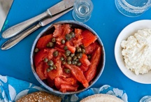 Mediterranean Diet, Recipes and Colors! / Recipes  from your favorite #Greek diet!Pin your favorite and healthy dishes from the Mediterranean Region!