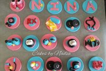 Cakes by Nadia / Home business in the wonderful Cape Town, South Africa
