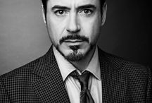 Robert Downey Jr./Iron Man / by Jenae G