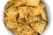 Savory Snacks / Poolside, hiking, in-room, we know you need snacks when you are on vacation. Here are some of our favorites! Happy snacking!