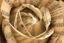 Creative Music Art / by Cathy Chaput
