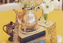 Tablescapes / by Kelly Ooten