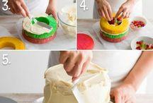 desserts creatifs