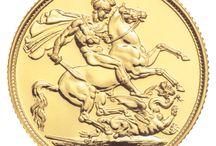 Sterline Oro / Gran Bretagna - Sterline Oro