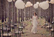 INSPO: Woodland Wedding