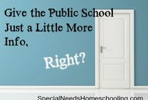 Special Needs / by Texas Home Educators