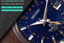 Seiko Watch Repair / Seiko Watch Repair