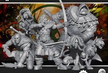 Guild Ball Collection