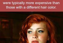 Redheads, gingers, rangas