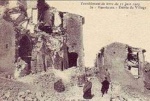 Tremblement de terre de 1909 en Provence / Le séisme du 11 juin 1909...