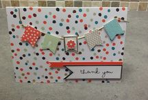 2014 SAB SU / Cards using the 2014 Sale a bration products