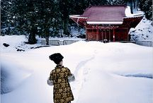 Japan / Scenery and Lifestyle / by Andrea Fair