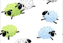 Easter lost sheep