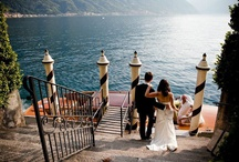 Wedding / Bellagio is such a romantic place.. the perfect location for a wedding ceremony...
