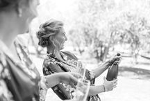 Weddings - Girls get ready