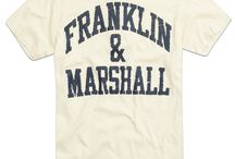 F&M Evergreen / Some clothes never go out of fashion: here's a collection of Franklin & Marshall timeless icons and bestsellers.