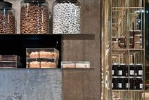 Cafes, delis, foodstores, restaurants / by Hanlie's Initiatives
