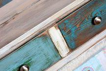 Furniture / by Debbie Kelley