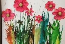 mixed media and art journaling / by Linda Shumaker